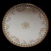 SALE Haviland  Limoges plate