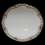 SALE Haviland  Limoges cake plate