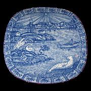 SALE Rorstrand China Co. Collectors Plate