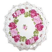 SALE Moritz Zdekauer Austrian  Plate