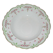 SALE 2 W H Grindley & Co soup bowls / Brisbane pattern