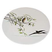 SALE English Registry plate Philomele & Progne