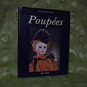 Poupees Dolls by Nella Cresteto Oppo Hardcover Book color illustrations