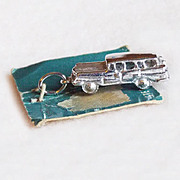 Sterling CLASSIC CAR Vintage Charm
