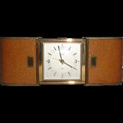 SOLD Vintage Florn Germany U.S. Zone Travel Alarm Clock