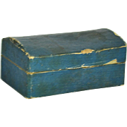 Early Doll Trunk, Ca. 1870