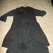 Wonderful Vintage Amish Large Playpal  size Doll or Child's Dress Free P&I US ...