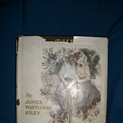 1910 James Whitcomb Riley Girl I Love ILLUS Christy book Free P&I US BUYERS
