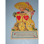 Fabulous book 76 Vintage Valentine Cards Free P&I US Buyers