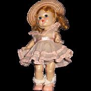 Beautiful SL Redhead Ginny Vogue Doll Walker Free P&I US Buyers!