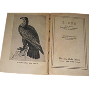 1922 Book Birds pictures of Audobon's Birds of America John Burroughs free p&amp ...