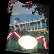 1987 Grand Hotel Macinac Island John McCabe Free P&I US BUYERS