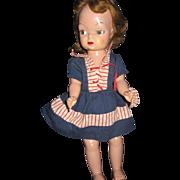 1953 Mary Jane Doll Terri Lee look alike by Freydberg Free P&I US ...