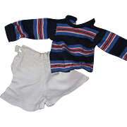 Very Cute 40's style Sport outfit for Alexander . Effanbee or friends free P&I ...