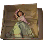 Nancy Ann Story book Doll MIB 190 April Doll Free P&I US Buyers