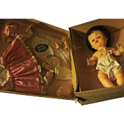 """12"""" Ideal Betsy Wetsy Doll in Case with accessories free P&I US BUYERS"""