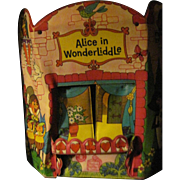 Little Kiddles Alice in WonderLiddle  Play Case Free P&I US Buyers