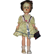 """Vintage 17"""" Natural Doll Company Walker doll Free P&I US Buyers"""