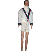 S l Ken Doll in Tennis outfit Free P&I US buyers