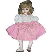 "Effanbee 17"" Durable project Doll w/box free P&I US Buyers"