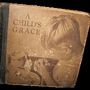 1938 A Child's Grace Photos by Harold Burdekin Beautiful Photos Free P&I US Buyers