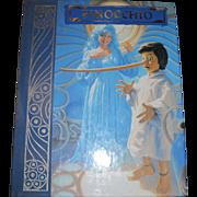 1986 Greg Hilderbrandt Illustrated PINOCCHIO Free P&I US Buyers