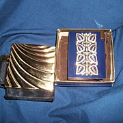 2 Volupte exquisite compacts with lipsticks US Buyers Free p&I