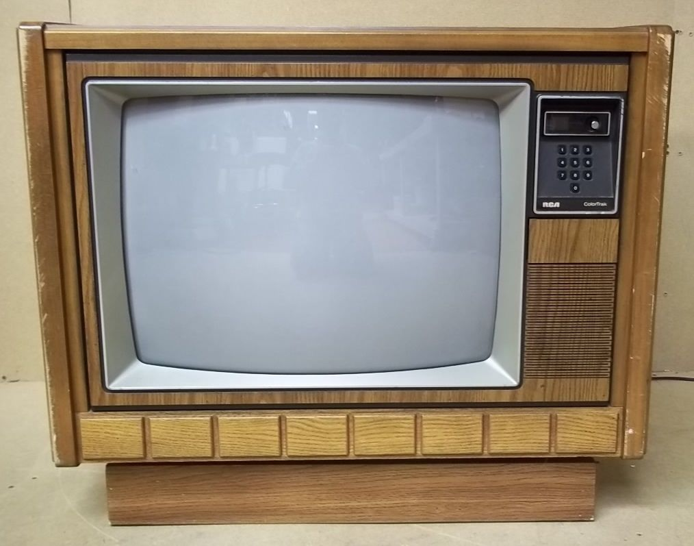 Vintage Rca Televisions 11