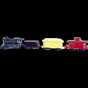 """SOLD Ceramic 12"""" Mini Train"""