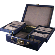 SOLD Large Antique Jewellery Case