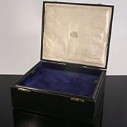 SOLD Stylish Mid 19th Century Jewellery Box