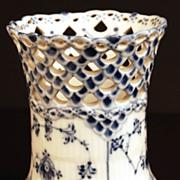 SOLD Vintage Royal Copenhagen Vase