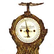 SOLD Antique French Kitchen Balance (Kitchen Scale)