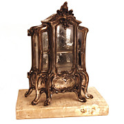 SOLD Antique Nineteenth Century Miniature French Etagere/Box
