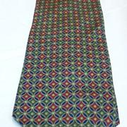 Silk Necktie Barneys New York