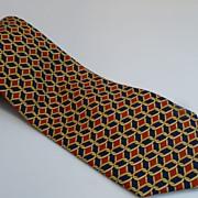 SOLD Vintage Burberry London Necktie
