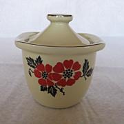 Hall China Limited Edition Condiment Jar (1993)