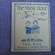 REDUCED The Music Hour First Book