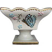 Hull Pottery Butterfly Urn Candy Dish