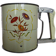 Androck Hand-i-Sift Flour Sifter