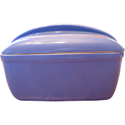 "Hall China / Westinghouse ""Plain"" Covered Casserole"