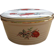 Universal Potteries Small Covered Bowl