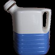 Universal Potteries Cambridge, Ohio Water Jug / Bottle