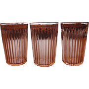 Hocking Glass Old Colony 9 Oz. Tumblers