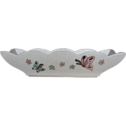 Hull Pottery Butterfly Window Box