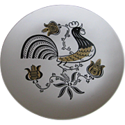 "The Royal China Company 10"" Plate"