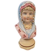 HUGE Sale! Sweetest Victorian Bust of a Little Girl #2!