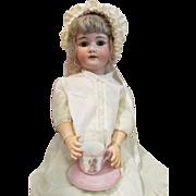 SALE Cyber Monday Miniature Porcelain Teacup & Saucer for Your Antique Doll!