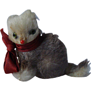 REDUCED Precious Kitty Pet for Antique Bisque Doll!