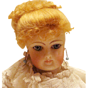 Glorious Wig for French Fashion Doll!